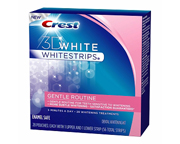CREST WHITESTRIPS 3D WHITE GENTLE ROUTINE: DIENTES SENSIBLES